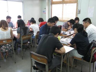 Học tập tại trường Nhật Ngữ Tokyo Johoku